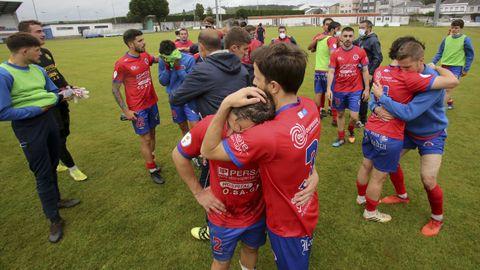 El club ourensanista no pudo certificar la salvación en una temporada complicada