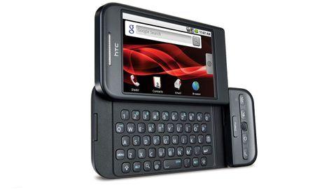 El HTC Dream (2008) fue el primer terminal con sistema operativo Android, impulsado por Google junto a una alianza de compañías tecnológicas como alternativa al iOS de Apple. Hoy está presente en más del 75 % de los smartphones