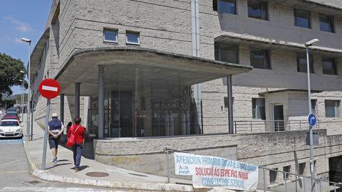 Centro de salud de Cangas