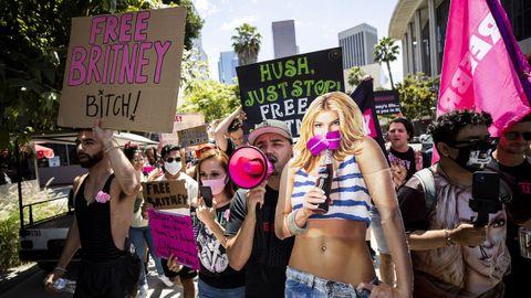 Seguidores de Britney Spears