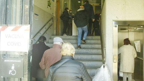 Imagen de archivo del centro de salud Fontenla Maristany