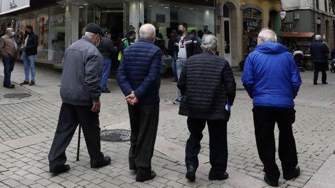 El primer bloque de la reforma del sistema de pensiones se aprobará antes de que finalice el año