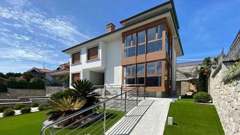 Vivienda de lujo en Llanes ofertada en Idealista por 1.250.000 euros