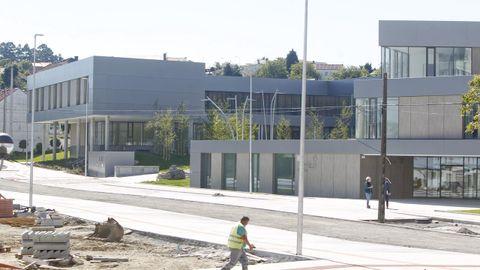 Nuevo centro de salud