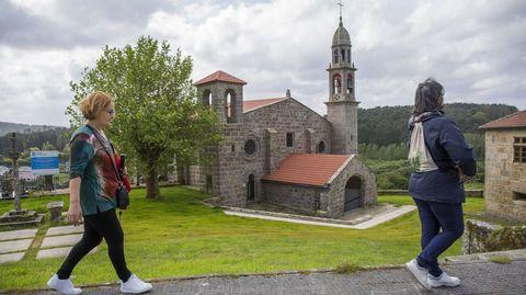 San Xián de Moraime, la catedral de la Costa da Morte