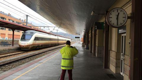 Estación de tren de Ponferrada