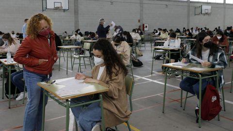 La ABAU de junio congregó en Viveiro a 242 alumnos de 8 institutos mariñanos