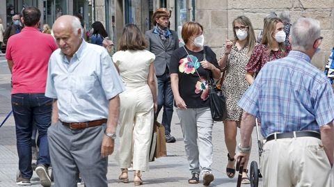 Se levanta el uso de mascarillas en exteriores