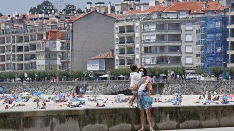 Playa Silgar Sanxenxo