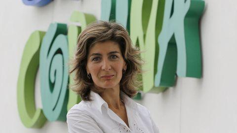 Imagen de archivo de Eva Rodríguez, nueva gerente de Espacio Coruña