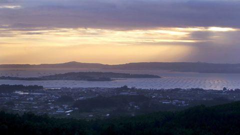 Mirador monte Lobeira, Vilagarcía