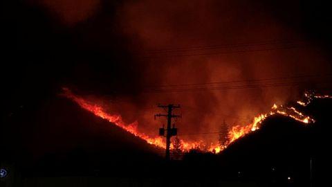 Los incendios asolan la Columbia Británica, epicentro estos días de la abrasadora ola de calor.