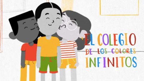 Cartel de la campaña lanzada en 2020 para combatir el bullying contra el alumnado LGTBI