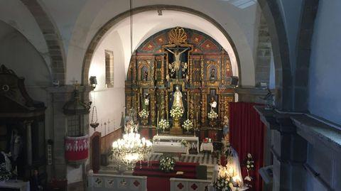 Iglesia de Santa María de Neda