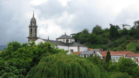Iglesia de Santa Marta de Ortigueira