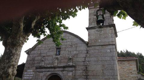 Iglesia de Santa Mariña de Sillobre