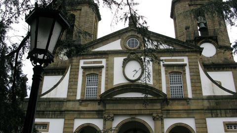 Concatedral de San Julián (Ferrol)