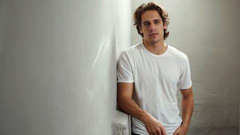 El actor Martiño Rivas