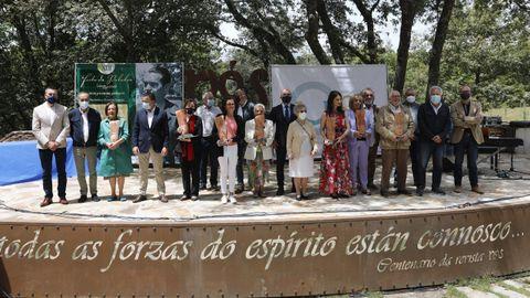 A Festa da Palabra celebrouse na Ínsua dos Poetas