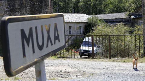 El suceso se produjo en Muxa, poco antes de la salida de O Ceao