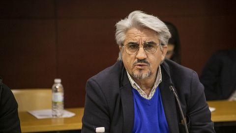 Juan José Dieste, portavoz del PP de Boiro