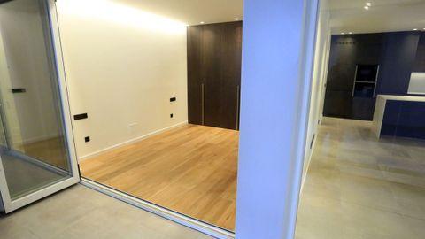 Así serán los pisos que Dmanán construye en la plaza de Bretaña