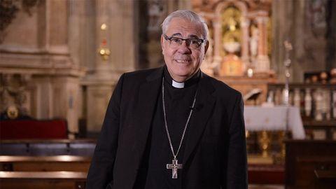 El arzobispo de Granada, Javier Martínez