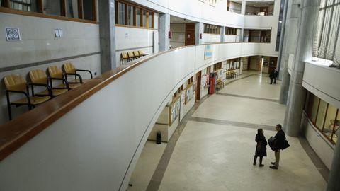 Imagen de la sección sexta de la Audiencia Provincial de A Coruña