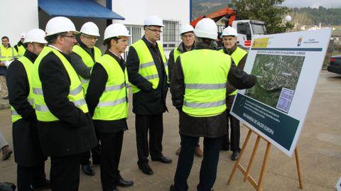 En el 2015 se hicieron las obras de ampliación de la depuradora de O Barco.