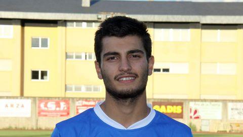 Jorge De Dios tuvo que dejar la categoría nacional tras lesionarse cuando era jugador del Barco