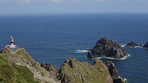 Cabo Ortegal, el lugar que da nombre a la comarca