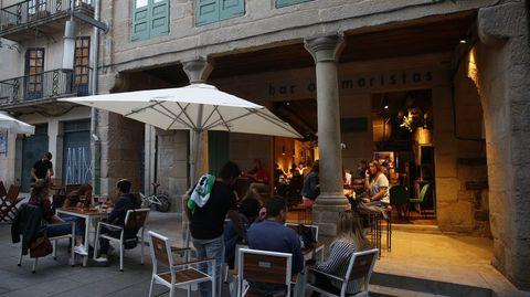 Tapería Os Maristas, Pontevedra