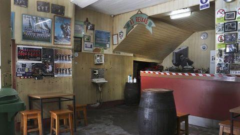 Bar As Reixas, Pontevedra