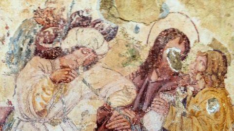 Pinturas murales de Santa Catalina de Montefaro