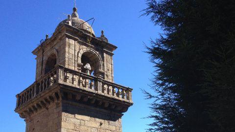 Campanario de Santa Catalina de Montefaro