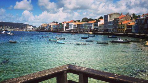 Mugardos, donde vive la Señora Sirena