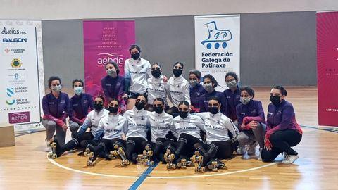Los equipos del Arealonga Chapela y el Aehde O Carballiño
