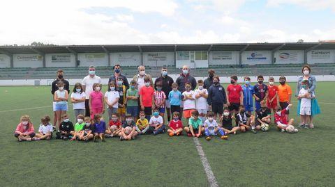 Campus de fútbol de A Laracha