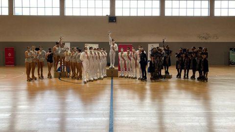 La Copa Galega completó su programa en O Carballiño, con una intensa jornada dominical