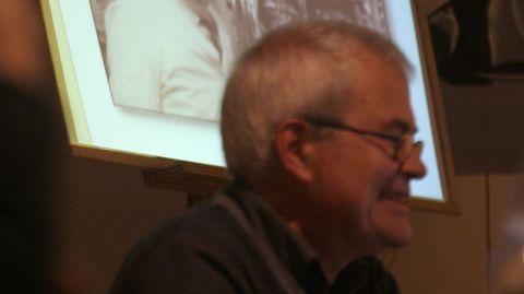 Guillermo Llorca es el autor de la novela