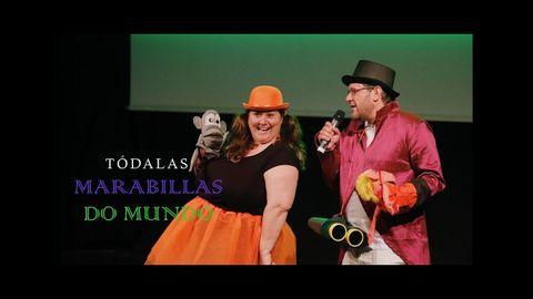 Estreno de Tódalas marabillas do mundo, en Ourense