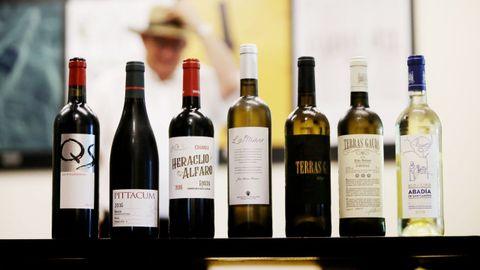 Variedades de vino de O Rosal