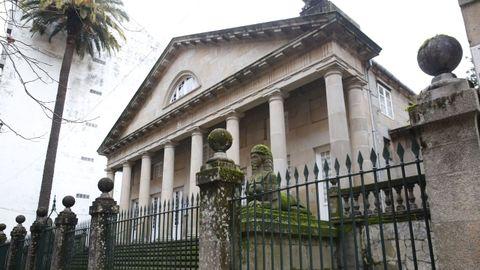 Arquivo Provincial de Pontevedra