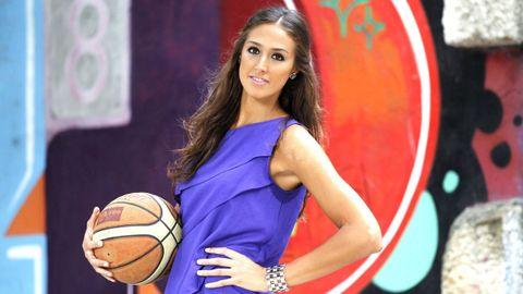 Tamara Abalde ya fue olímpica en Pekín 2008. Se perdió el Eurobasket por covid, ya recuperada.