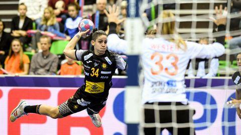 Alicia Fernández es fundamental en el equipo que ya consiguió la plata en el Mundial del 2019.