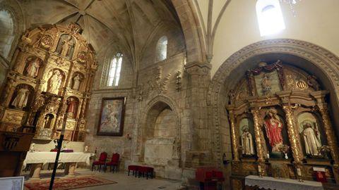 Iglesia del Monasterio de La Merced de Sarria