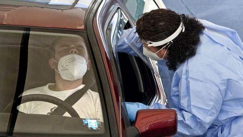 Auto-test en el Hospital Álvaro Cunqueiro
