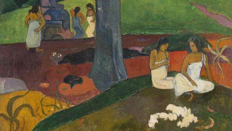 «Mata mua», de Paul Gauguin.