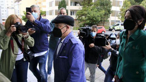 Manuel Juan V. C. acumula tres condenas por diferentes delitos.