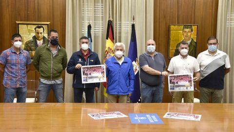 El evento fue presentado en la sede de la Diputación de Ourense